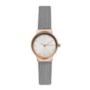 Tổng hợp 30 mẫu đồng hồ nữ mặt nhỏ dưới 29mm bán chạy nhất - Ảnh: Skagen SKW2716