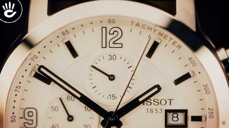 Đồng hồ Tissot PRC 200 T055.427.16.017.00 automatic chronograph 5