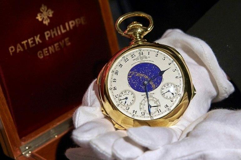 20 chiếc đồng hồ đắt nhất thế giới có giá lên đến 1.300 tỷ - Ảnh: 10