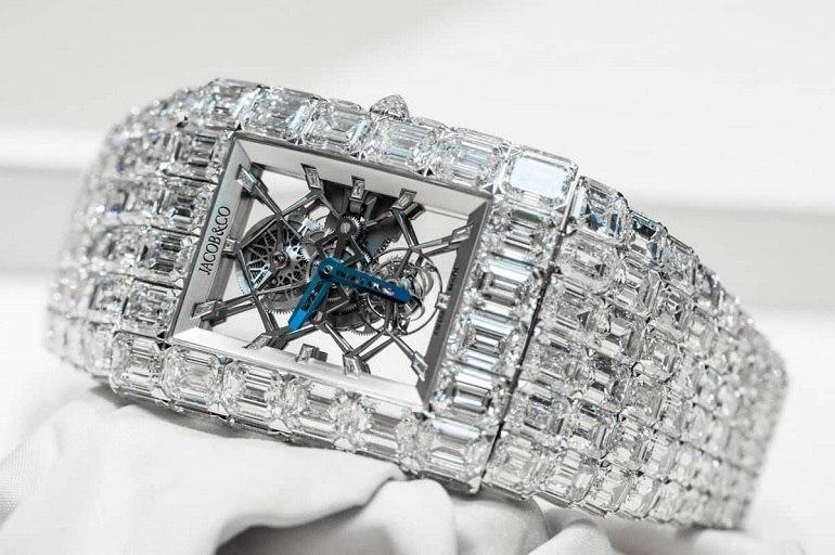 20 chiếc đồng hồ đắt nhất thế giới có giá lên đến 1.300 tỷ - Ảnh: 11