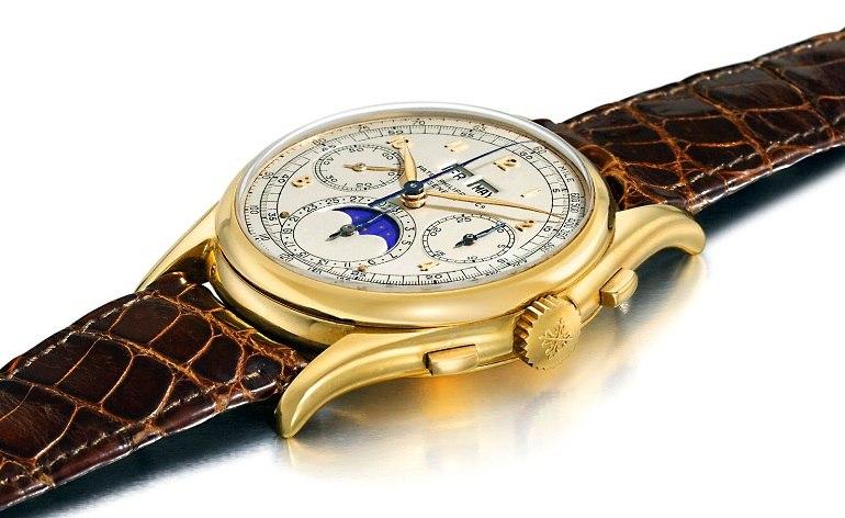 20 chiếc đồng hồ đắt nhất thế giới có giá lên đến 1.300 tỷ - Ảnh: 14