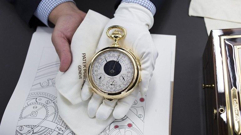 20 chiếc đồng hồ đắt nhất thế giới có giá lên đến 1.300 tỷ - Ảnh: 15