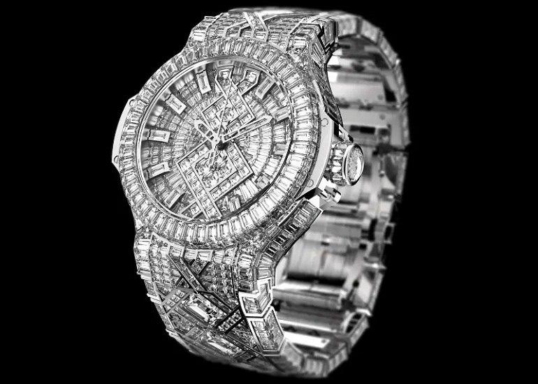 20 chiếc đồng hồ đắt nhất thế giới có giá lên đến 1.300 tỷ - Ảnh: 17