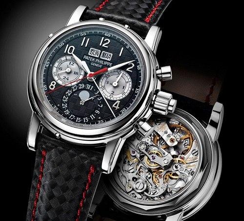 20 chiếc đồng hồ đắt nhất thế giới có giá lên đến 1.300 tỷ - Ảnh: 21