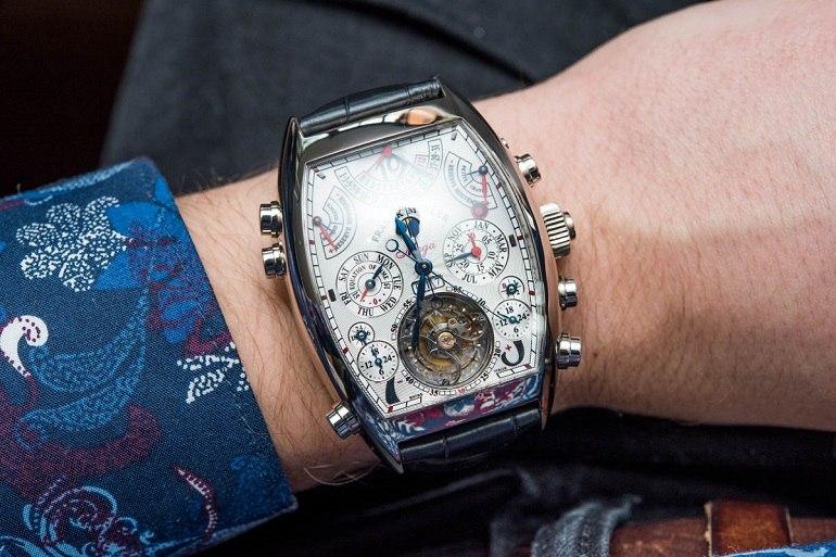 20 chiếc đồng hồ đắt nhất thế giới có giá lên đến 1.300 tỷ - Ảnh: 23