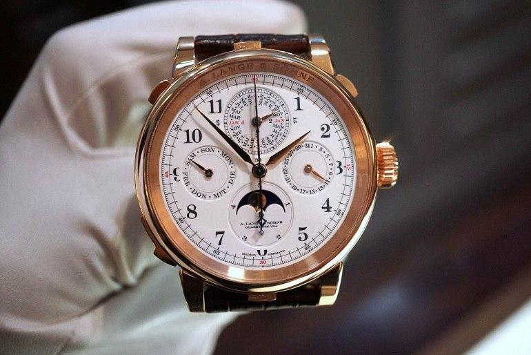 20 chiếc đồng hồ đắt nhất thế giới có giá lên đến 1.300 tỷ - Ảnh: 25