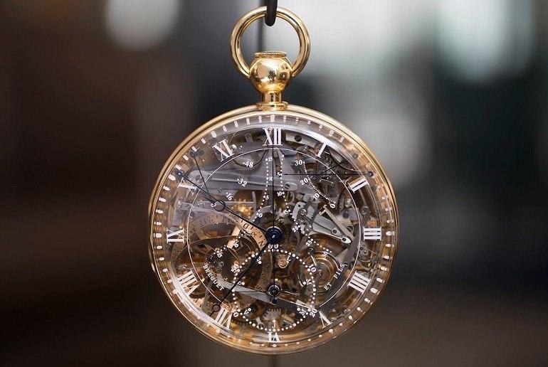 20 chiếc đồng hồ đắt nhất thế giới có giá lên đến 1.300 tỷ - Ảnh: 5