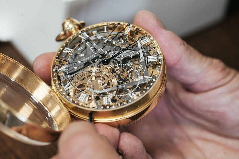 20 chiếc đồng hồ đắt nhất thế giới có giá lên đến 1.300 tỷ - Ảnh: 6