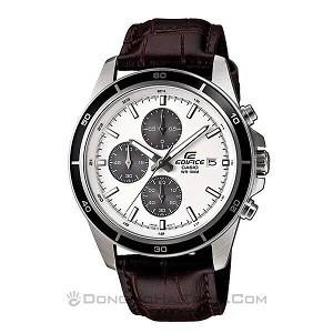 30 mẫu đồng hồ bán siêu chạy cho ngày Tết 2020 rộn ràng - Ảnh: Casio EFR-526L-7AVUDF