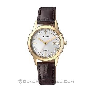 30 mẫu đồng hồ bán siêu chạy cho ngày Tết 2020 rộn ràng - Ảnh: Citizen FE1083-02A