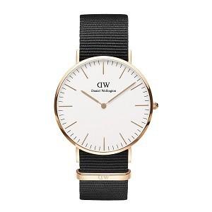 30 mẫu đồng hồ bán siêu chạy cho ngày Tết 2020 rộn ràng - Ảnh: Daniel Wellington DW00100257