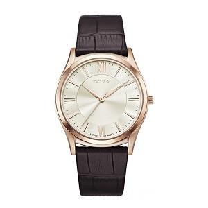 30 mẫu đồng hồ bán siêu chạy cho ngày Tết 2020 rộn ràng - Ảnh: Doxa D201RIY
