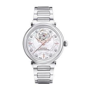 30 mẫu đồng hồ bán siêu chạy cho ngày Tết 2020 rộn ràng - Ảnh: Doxa D215SWH