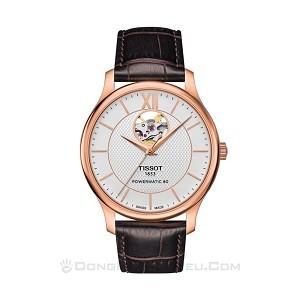 30 mẫu đồng hồ bán siêu chạy cho ngày Tết 2020 rộn ràng - Ảnh: Tissot T063.907.36.038.00