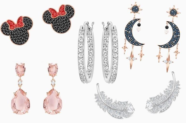 30 mẫu đồng hồ Swarovski® nữ đẹp như đính kim cương thật - Ảnh: 11