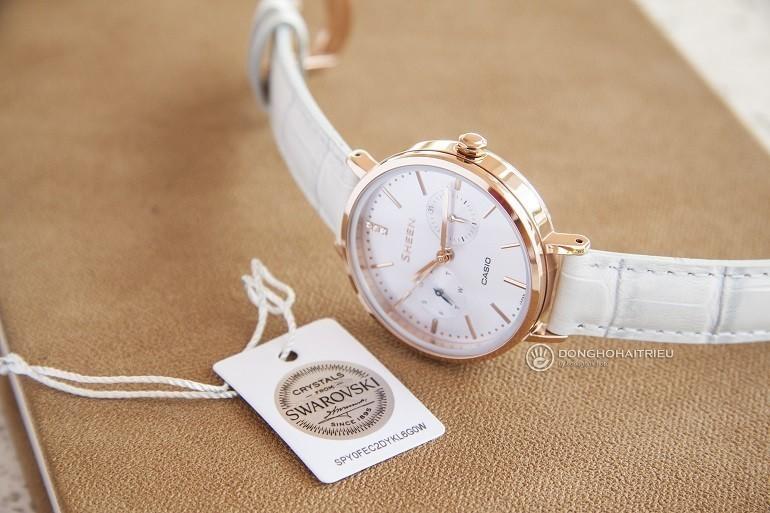 30 mẫu đồng hồ Swarovski® nữ đẹp như đính kim cương thật - Ảnh: 3