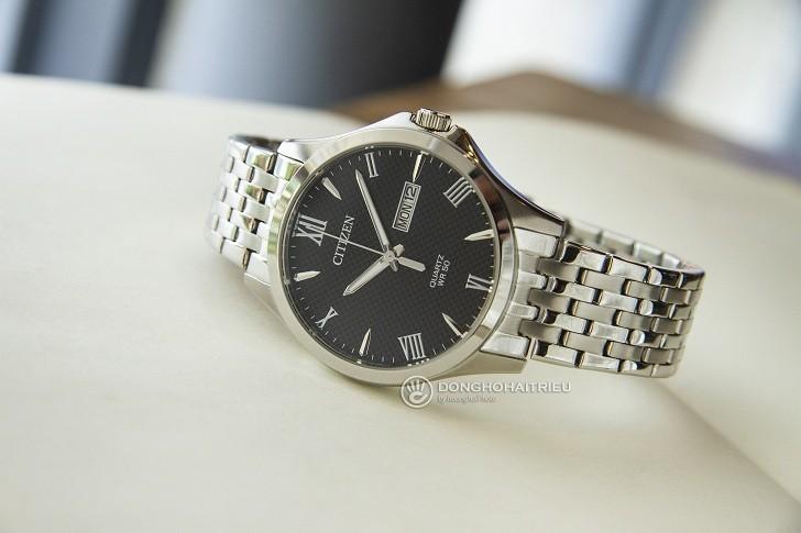 Đồng hồ Citizen BF2020-51E máy quartz, giá rẻ cho nam - Ảnh: 11