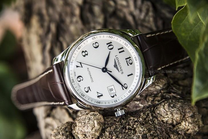 Đồng hồ Longines Master Collection L2.793.4.78.3máy cơ H 2