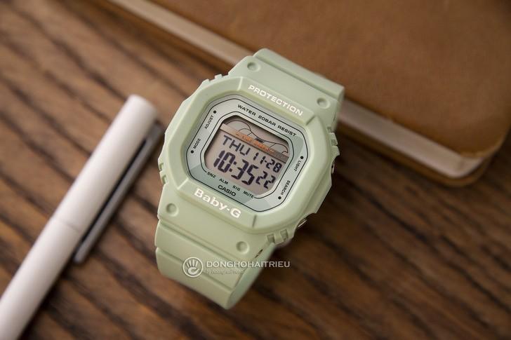Đồng hồ Baby-G BLX-560-3DR: giá tốt và thay pin miễn phí - Ảnh: 5