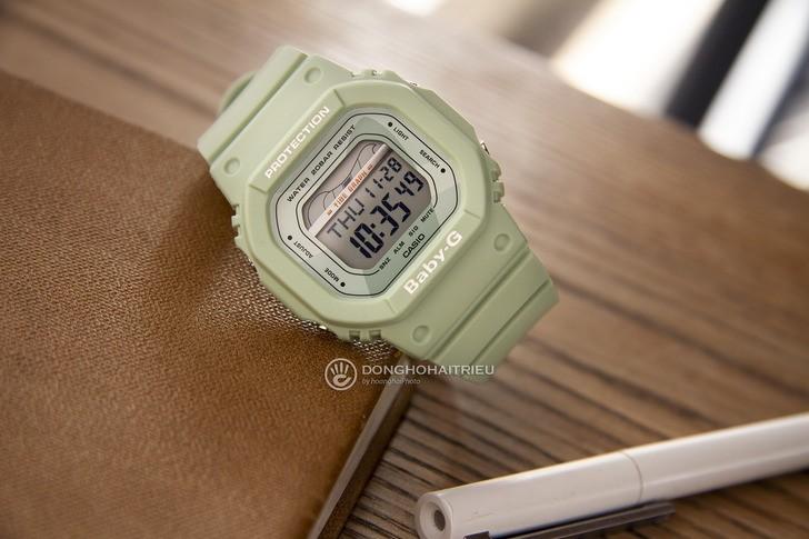 Đồng hồ Baby-G BLX-560-3DR: giá tốt và thay pin miễn phí - Ảnh: 2