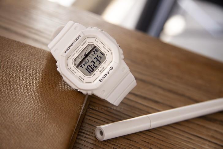 Đồng hồ Baby-G BLX-560-7DR giá rẻ và thay pin miễn phí - Ảnh 1