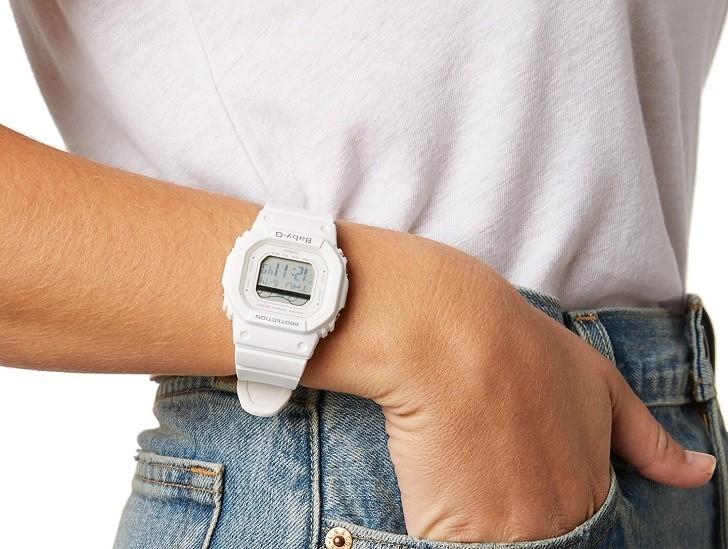 Đồng hồ Baby-G BLX-560-7DR giá rẻ và thay pin miễn phí - Ảnh 2