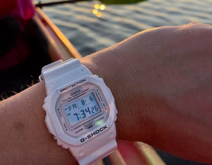 Đồng hồ Baby-G BLX-560-7DR giá rẻ và thay pin miễn phí - Ảnh 5