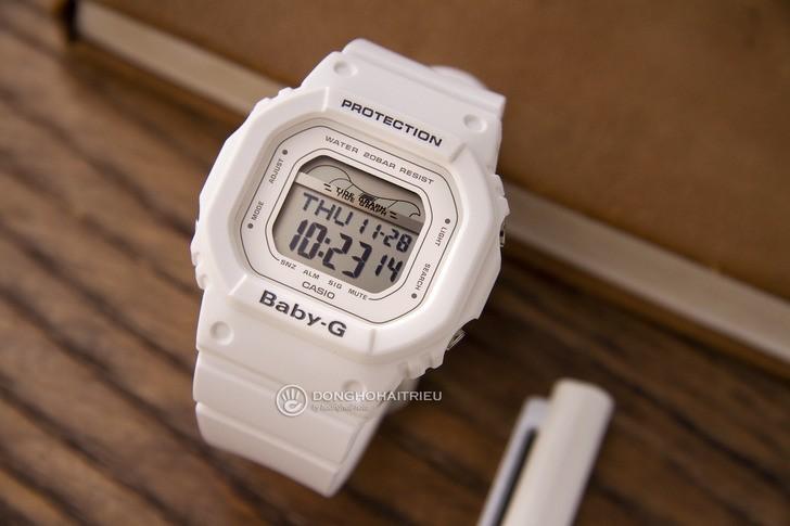 Đồng hồ Baby-G BLX-560-7DR giá rẻ và thay pin miễn phí - Ảnh 8