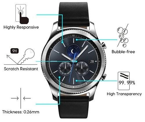 Beetle Glass | Kính cường lực cho đồng hồ chống trầy xước - Ảnh: 8