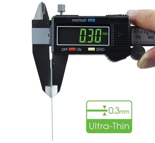 Beetle Glass | Kính cường lực cho đồng hồ chống trầy xước - Ảnh: 9