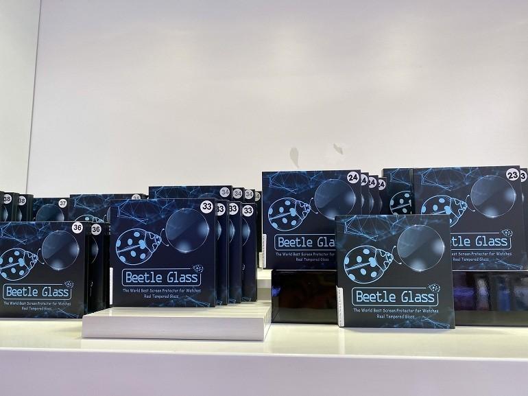 Beetle Glass   Kính cường lực cho đồng hồ chống trầy xước - Ảnh: 10