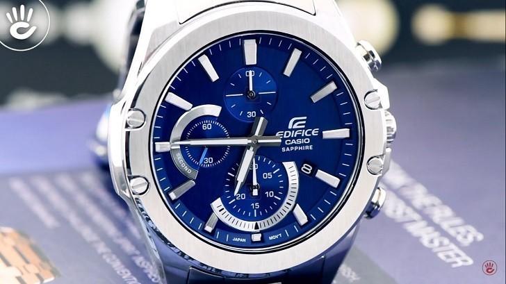 Đồng hồ Casio EFR-S567D-2AVUDF giá rẻ, thay pin miễn phí - Ảnh 5
