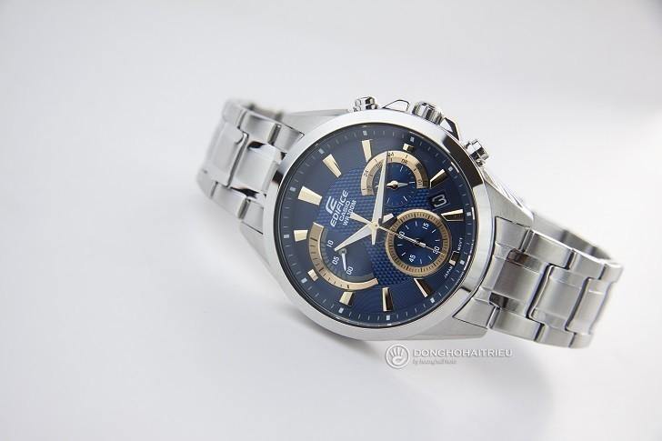 Đồng hồ Casio Edifice EFV-580D-2AVUDF chronograph wr100m - Ảnh: 2