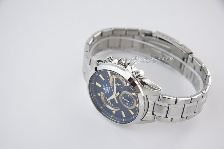 Đồng hồ Casio Edifice EFV-580D-2AVUDF chronograph wr100m - Ảnh: 4