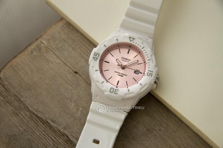 Đồng hồ Casio LRW-200H-4E3VDF giá rẻ, thay pin miễn phí - Ảnh 2