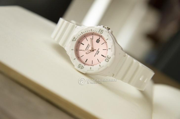 Đồng hồ Casio LRW-200H-4E3VDF giá rẻ, thay pin miễn phí - Ảnh 5