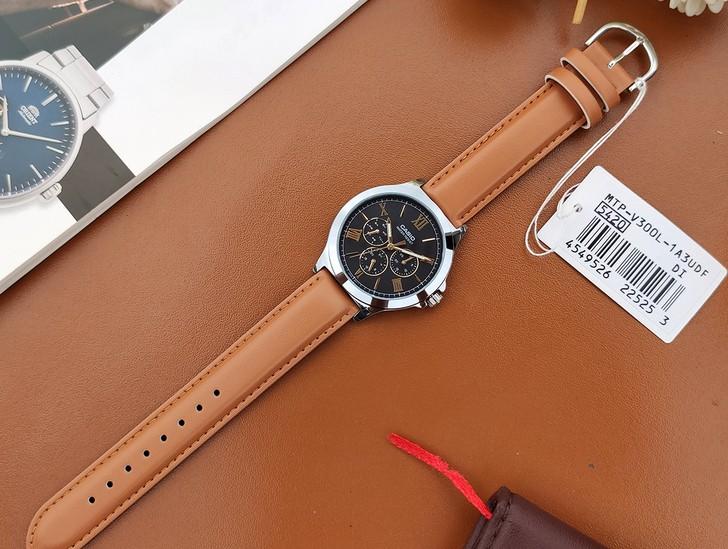 Đồng hồ Casio MTP-V300L-1A3UDF giá rẻ, thay pin miễn phí - Ảnh 7