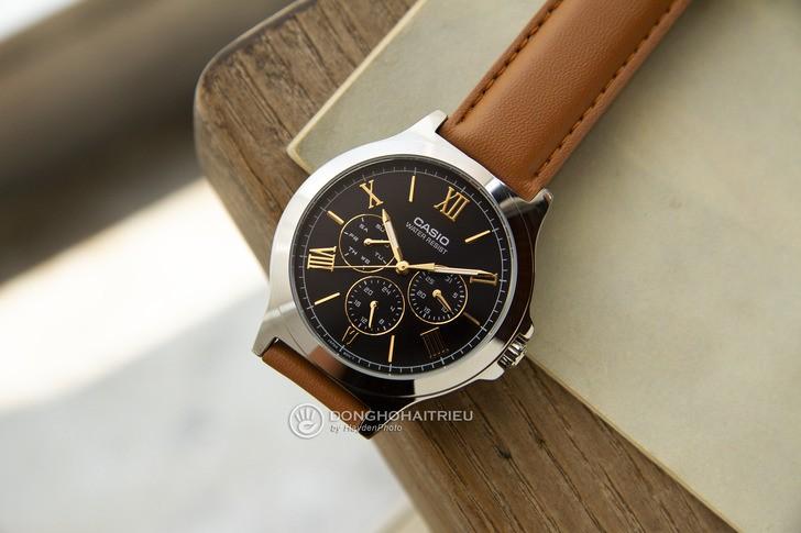 Đồng hồ Casio MTP-V300L-1A3UDF giá rẻ, thay pin miễn phí - Ảnh 3