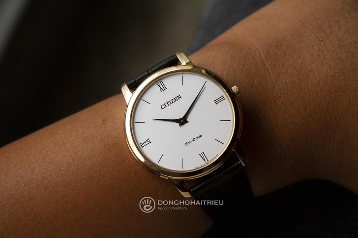 Đồng hồ Citizen AR1133-23A thời trang, công nghệ Eco-Drive - Ảnh 3