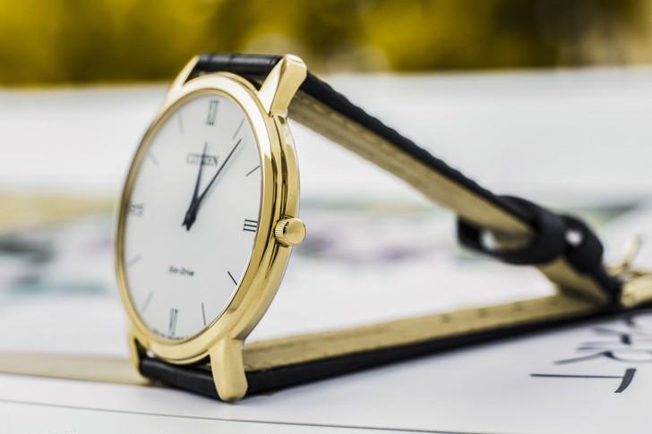 Đồng hồ Citizen AR1133-23A thời trang, công nghệ Eco-Drive - Ảnh 5