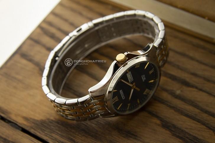 Đồng hồ nam Citizen BF2024-50L giá rẻ, thay pin miễn phí - Ảnh 2