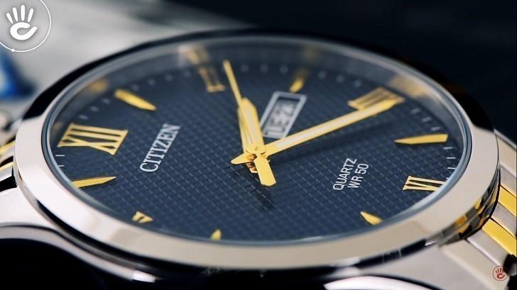 Đồng hồ nam Citizen BF2024-50L giá rẻ, thay pin miễn phí - Ảnh 3