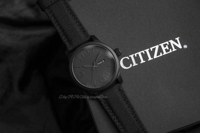 Đồng hồ Citizen của nước nào? Có tốt không? Dùng máy gì? - Ảnh: Citizen BM8475-00F