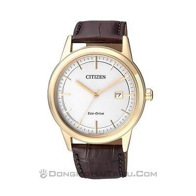 Đồng hồ Citizen của nước nào? Có tốt không? Dùng máy gì? - Ảnh: Citizen AW1233-01A