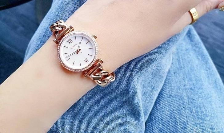 Đồng hồ Fossil ES4688 thời trang Mỹ, mẫu mới 100% - Ảnh 2