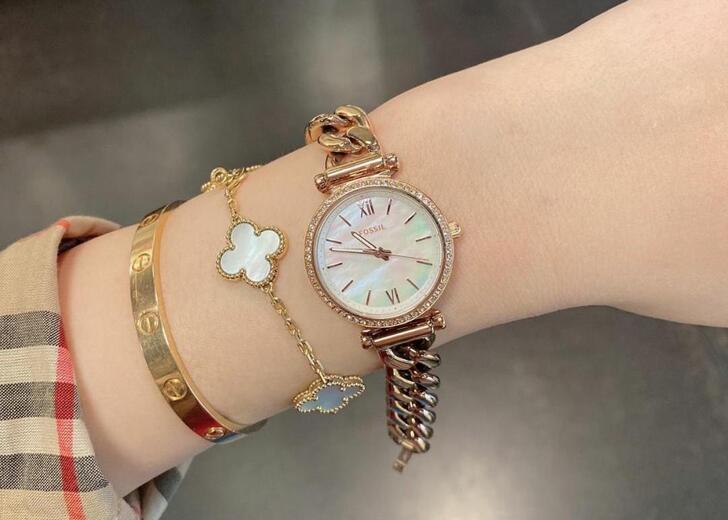 Đồng hồ Fossil ES4688 thời trang Mỹ, mẫu mới 100% - Ảnh 5