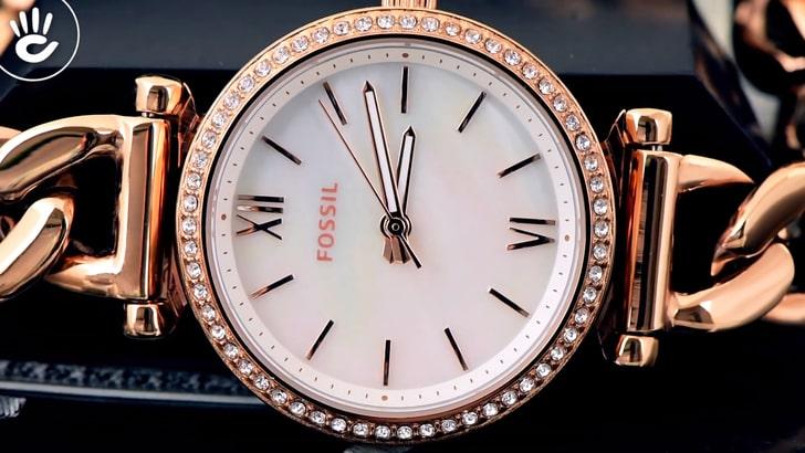 Đồng hồ Fossil ES4688 thời trang Mỹ, mẫu mới 100% - Ảnh 7