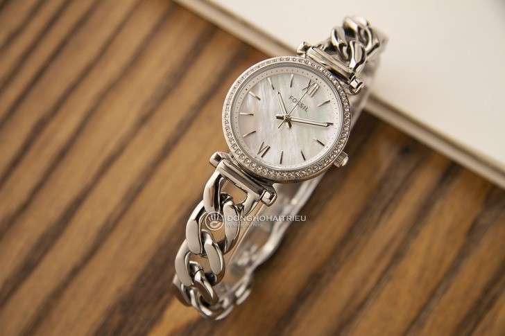 Đồng hồ Fossil ES4689 giá rẻ, thay pin miễn phí trọn đời - Ảnh 1