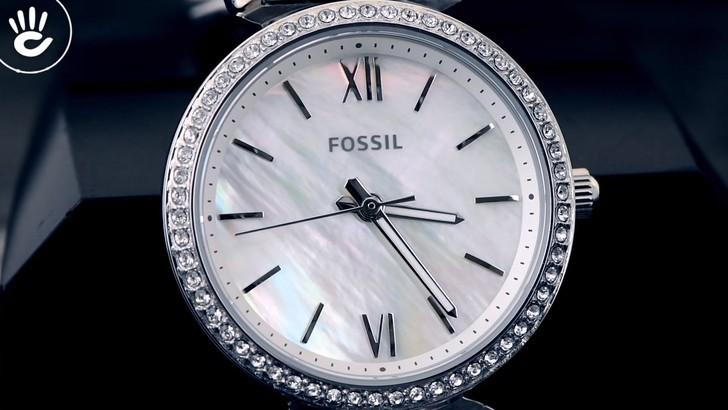 Đồng hồ Fossil ES4689 giá rẻ, thay pin miễn phí trọn đời - Ảnh 8