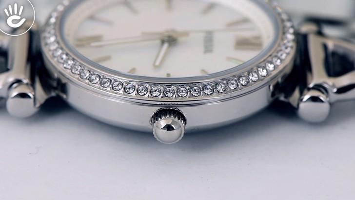 Đồng hồ Fossil ES4689 giá rẻ, thay pin miễn phí trọn đời - Ảnh 3